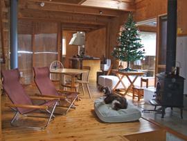 やっぱり無垢材。木造の家。